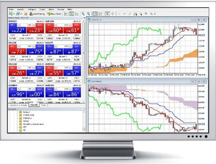 Forex Live Trading Room